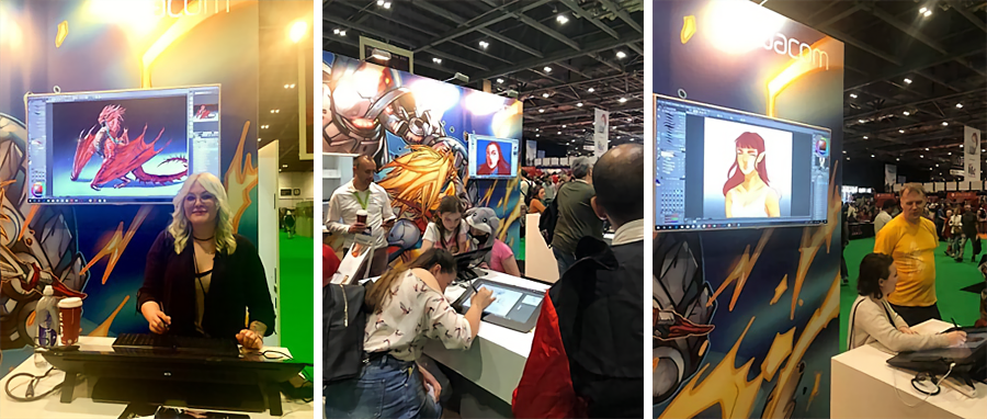 The case study with MCM london Comic Con was updated.