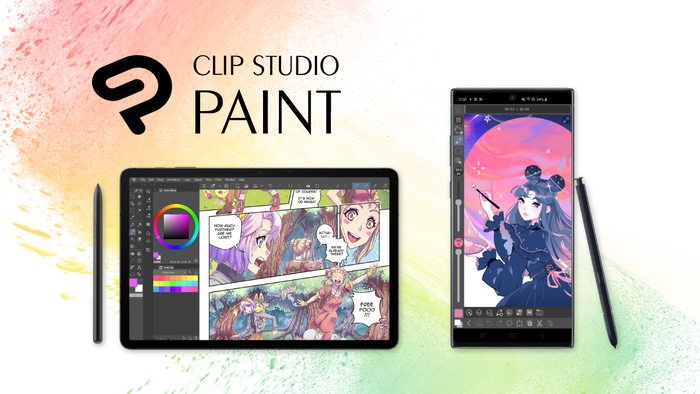 全世界のGalaxy StoreでCLIP STUDIO PAINT for Galaxyの提供を開始 6 ...